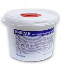 ВИПСАН-диспенсер  (в компл. с салфетками 160 шт.)
